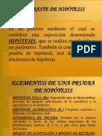 Contraste de Hipótesis1