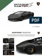 Lamborghini AventadorSRoadster AC8097 19.06.12