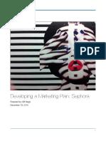 DEVELOPING+a+MARKETING+PLAN-+SEPHORA