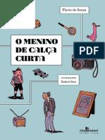 Menino de Calca Curta Pnld 2018