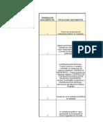 Base de Datos y Tabla de Reseñas