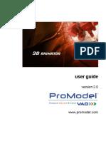 3D Animator User Guide