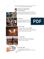 21 Inventos de Guatemala