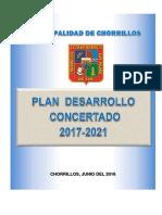 Pdlc Chorrillos 2017-2021