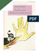 Georges Chaulet - Fantômette 19 - Fantômette Contre La Main Jaune (1971)
