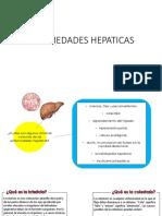 EFERMEDADES HEPATICAS