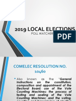 Local Elections Updated