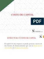 COSTO DE CAPITAL.ppt