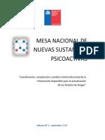 Informe N 1 Mesa NSP Septiembre 2015