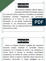 mision y visio