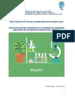Guia de Estudio Para Específica Biologia