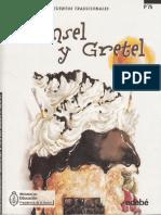 Grimm - Hansel y Gretel (Delgado)