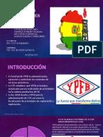 Contratos Petroleros en Bolivia