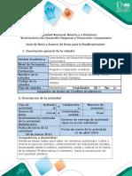 Guía de ruta y avance  de ruta para la realimentación - Fase 1 - Reflexión.docx