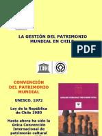 Chile.la Gestión Del Patrimonio Mundial en Chile - Copia