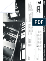 Lee Colortran Cyc Strip Spec Sheet 1989