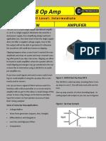 LM358 Op Amp