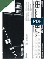 Lee Colortran Far Cyc Spec Sheet 1989