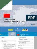 Como Exportar - China