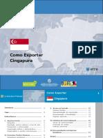 Como Exportar - Cingapura