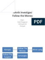 Teknik Investigasi Follow the mOney.pptx