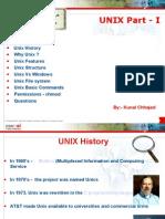 UNIX DAY 1