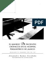 Historia Psiquiatrico El Zapote
