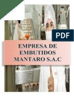 Empresa de Embutidos Mantaro s