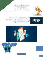 Glosario Tipo Revista.islr
