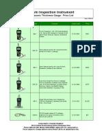 Ultrasonic Thickness Gauge Price List.pdf