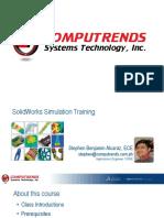 Solidworks Simulation Standard
