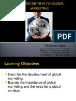 Global Marketing Samples