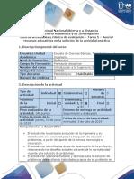 Guía de actividades y rúbrica de evaluación - Tarea 5 - Asociar recursos educativos en la solución de la actividad práctica.pdf