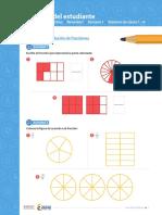 Fracciones material para el estudiante