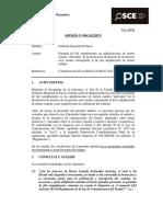 Opinión OSCE 090-12-2012 - Garantías de Fiel Cumplimiento