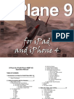 X-Plane 9 for iPad and iPhone 4 Manual (Updated 25 August 2010)