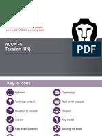 Acca - f6 - Taxation Fa 2017- Cts