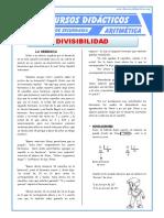 Ejercicios de Divisibilidad Aritmetica