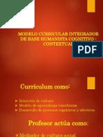 MODELO CURRICULAR INTEGRADOR.ppt