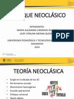 Enfoque Neoclásico