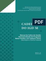 Manual IGD M