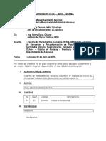 Requerimiento N° 001-2019-OP-MDA (HERRAMIENTAS-TRABAJA PERU 29ABRIL)