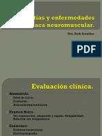 Miopatia y Enf de La Placa CLASE 01-06