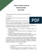 CONSEJO TÉCNICO ESCOLAR tercero.docx