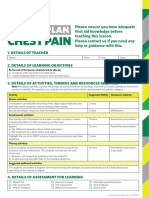 SJA First Aid Club Lesson Plan Chest Pain Resource 1