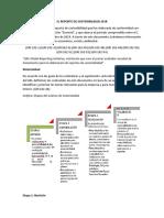 El Reporte de Sostenibilidad 2018