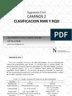 Ejemplo de Clasificacion Rmr