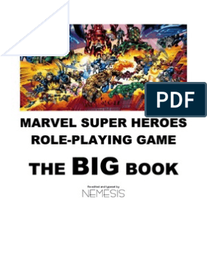 Marvel Superheroes - Big Book of Characters | Loki (Comics)