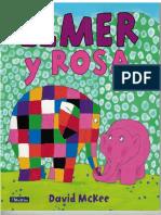 Elmer y Rosa