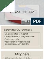 7.3 Magnetism